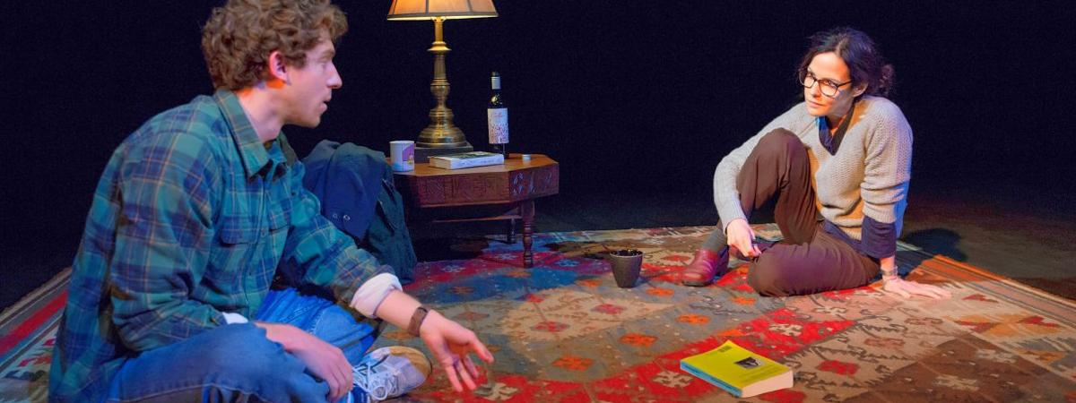 STAGE REVIEW: 'Sound Inside' gives a sensitive voice to desperate lives
