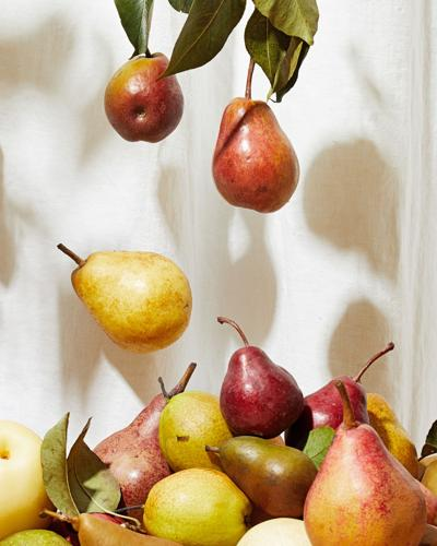 Fall's fruit: Pears