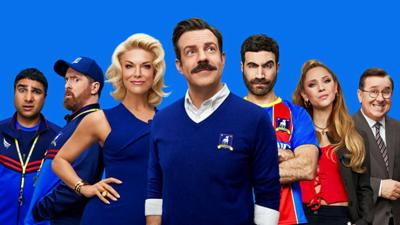 Cast of 'Ted Lasso'