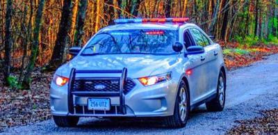 file police car