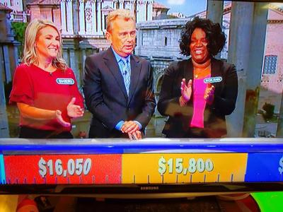 Windsor woman comes in at a close second on 'Wheel of Fortune'