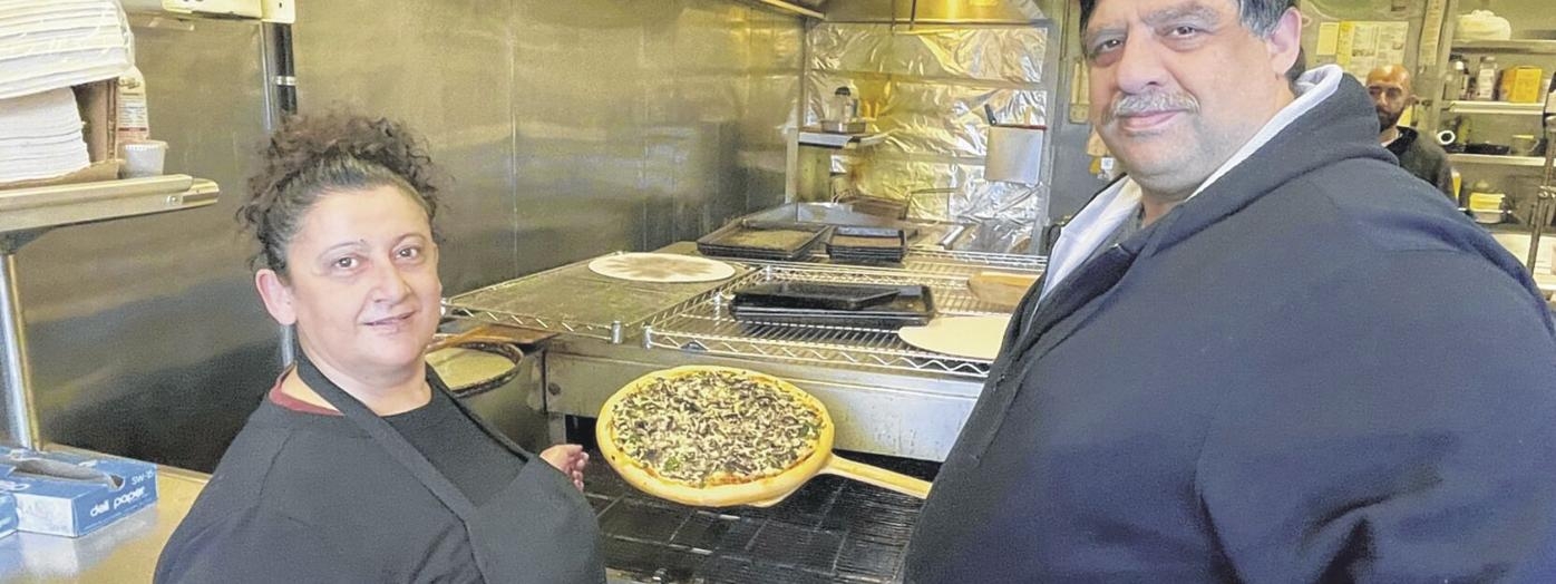 At Angelo's in Enfield, its about more than the pizza