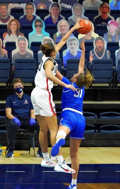 NCAA Womens Basketball: Creighton at Connecticut