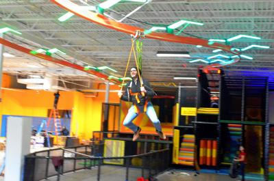 Urban Air Adventure opens