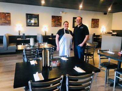 Buckland Grill & Pizza is a brand new place in a familiar space