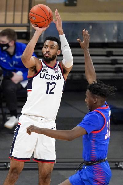 BEast UConn DePaul Basketball