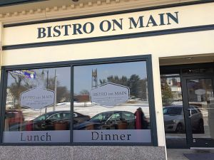 Bistro on Main filling a void in a number of ways