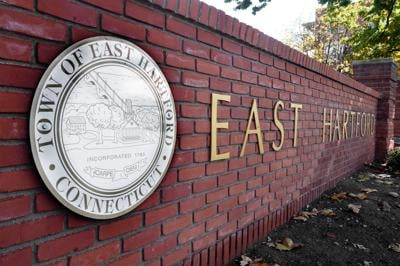 File East Hartford sign