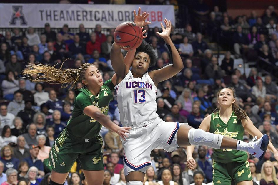 UConn women unanimous pick to win Big East