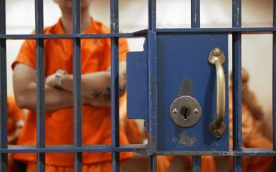 File prison cell