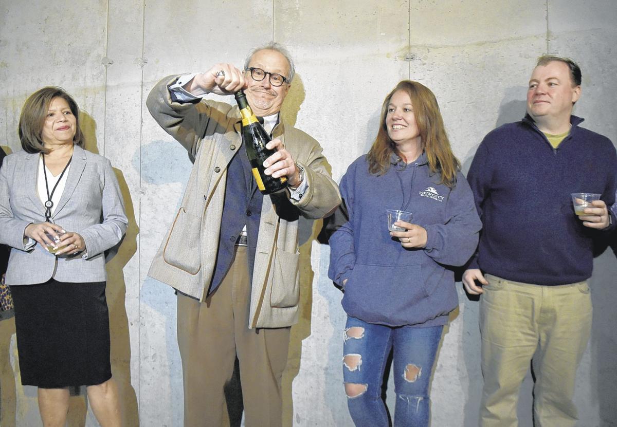Tolland family celebrates