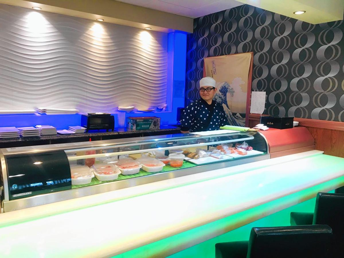 Jimmy Chen's earns loyal customers while filling a void in EWindsor