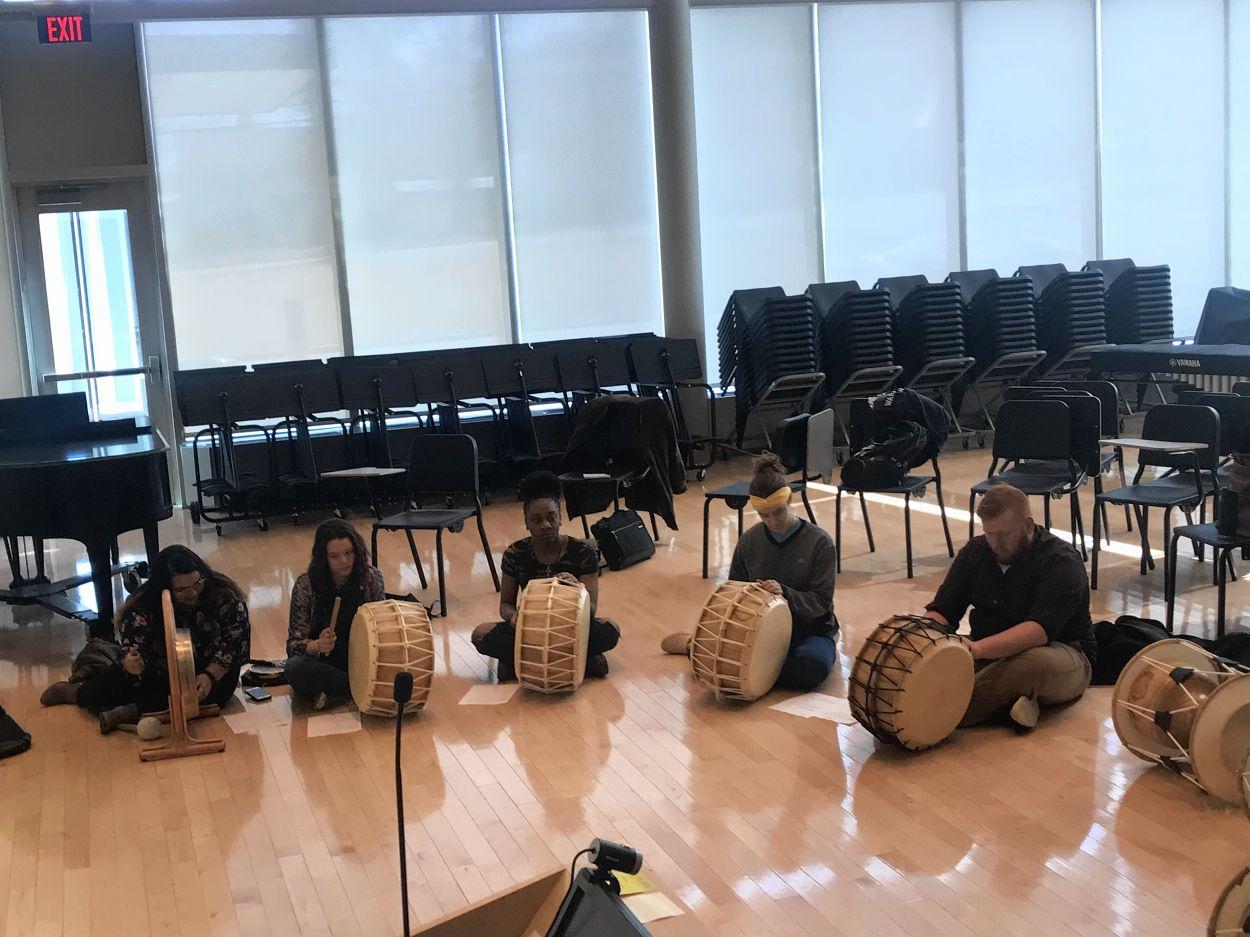 Where West meets East: ECSU ensemble to present Korean music concert