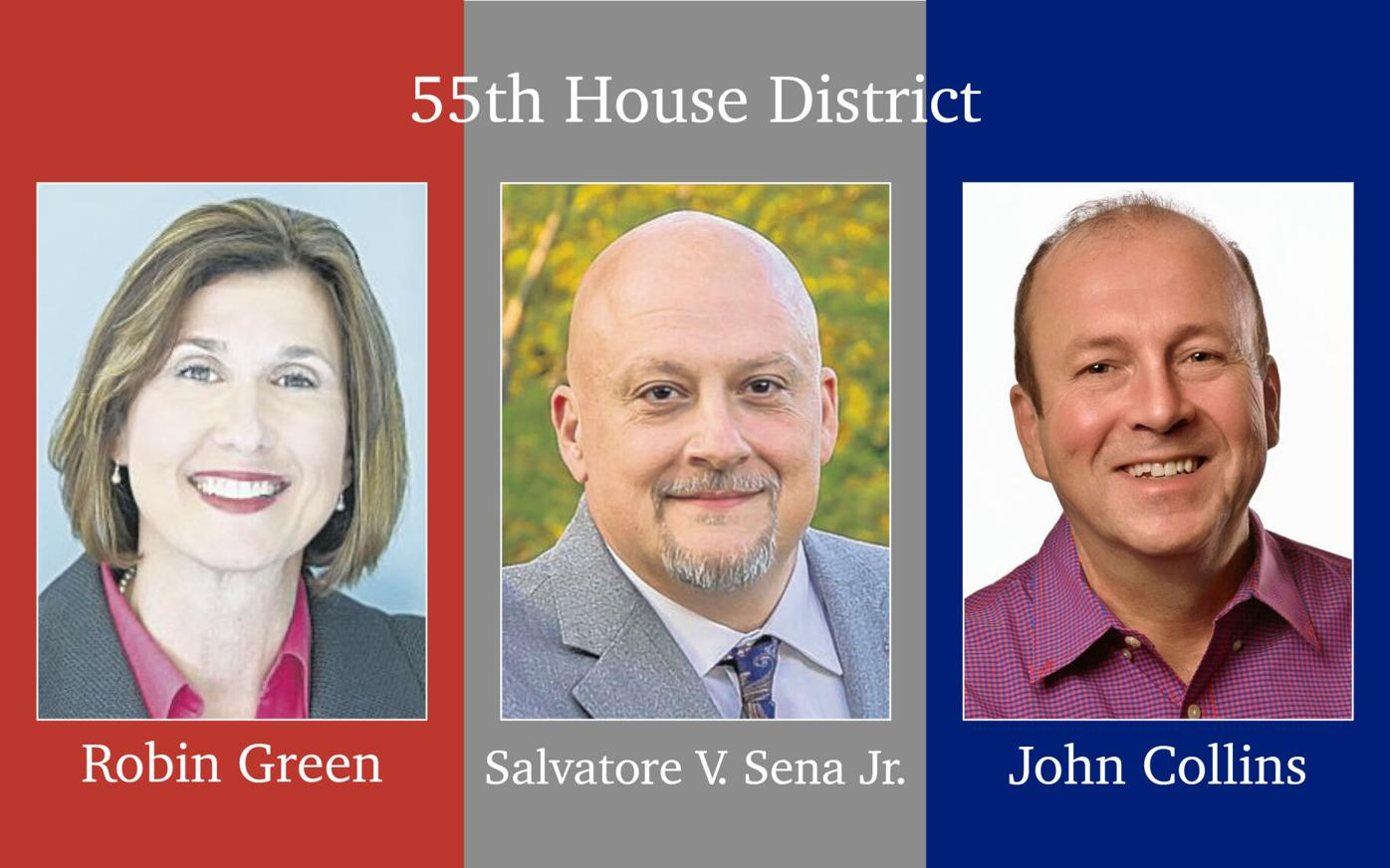 55th house district candidates / wrap