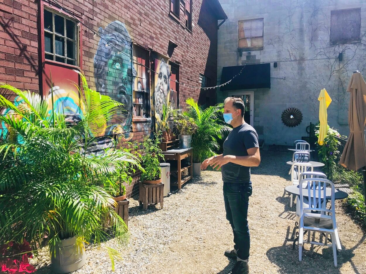 Stone Row is the place for homegrown food