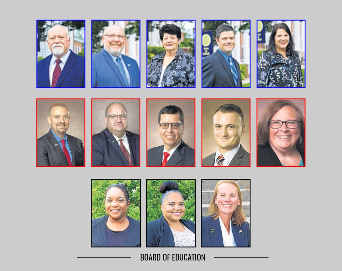 Enfield Board of Education 2019 Candidates