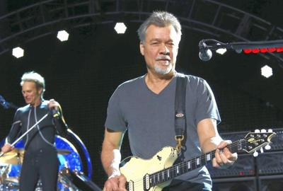 State DJ on Eddie Van Halen: 'A beautiful human being'
