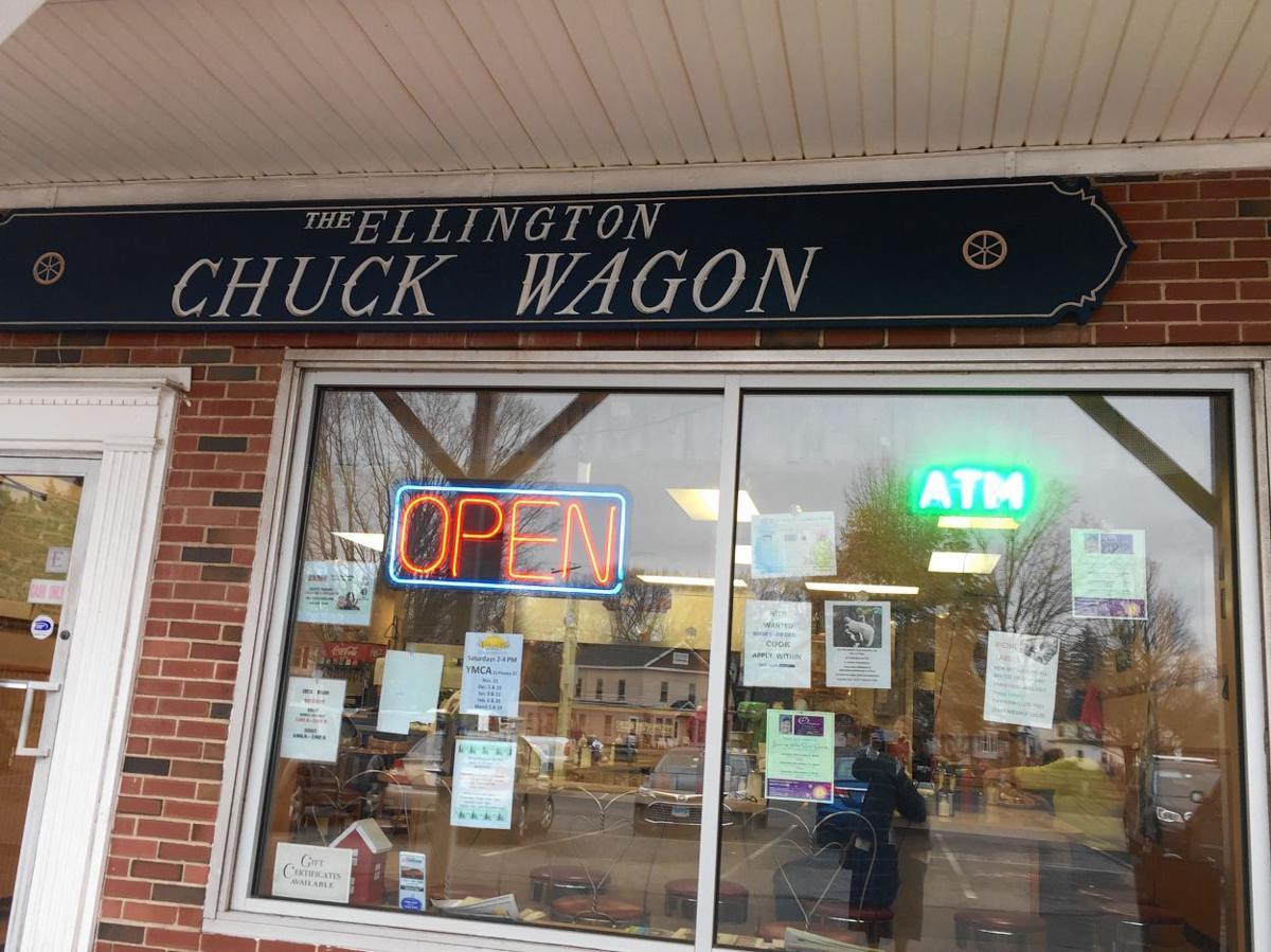 Ellington Chuck Wagon