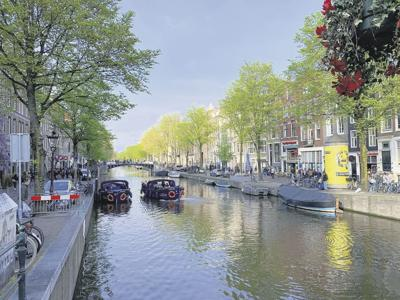 Lessons learning in Amsterdam