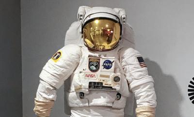 Collins Aerospace spacesuit