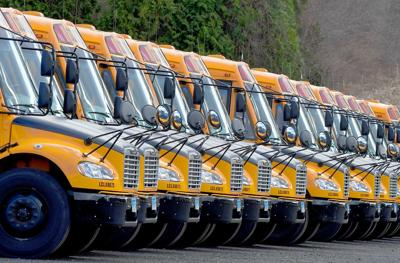 File School buses