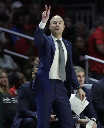 Louisville Miami Basketball