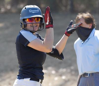 Reynolds leads  Somers back to Class S softball final