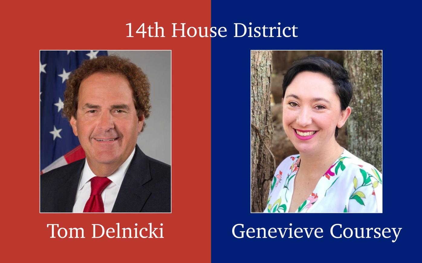 14th House District candidates / wrap