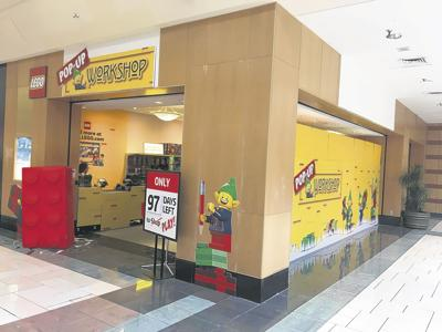 Lego Opens In Buckland Mall