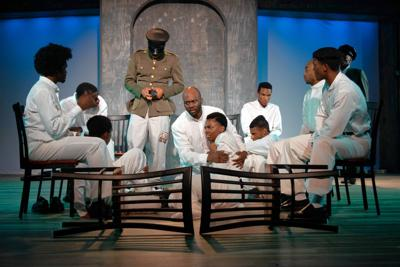 Playhouse presents tempered production of 'Scottsboro Boys'