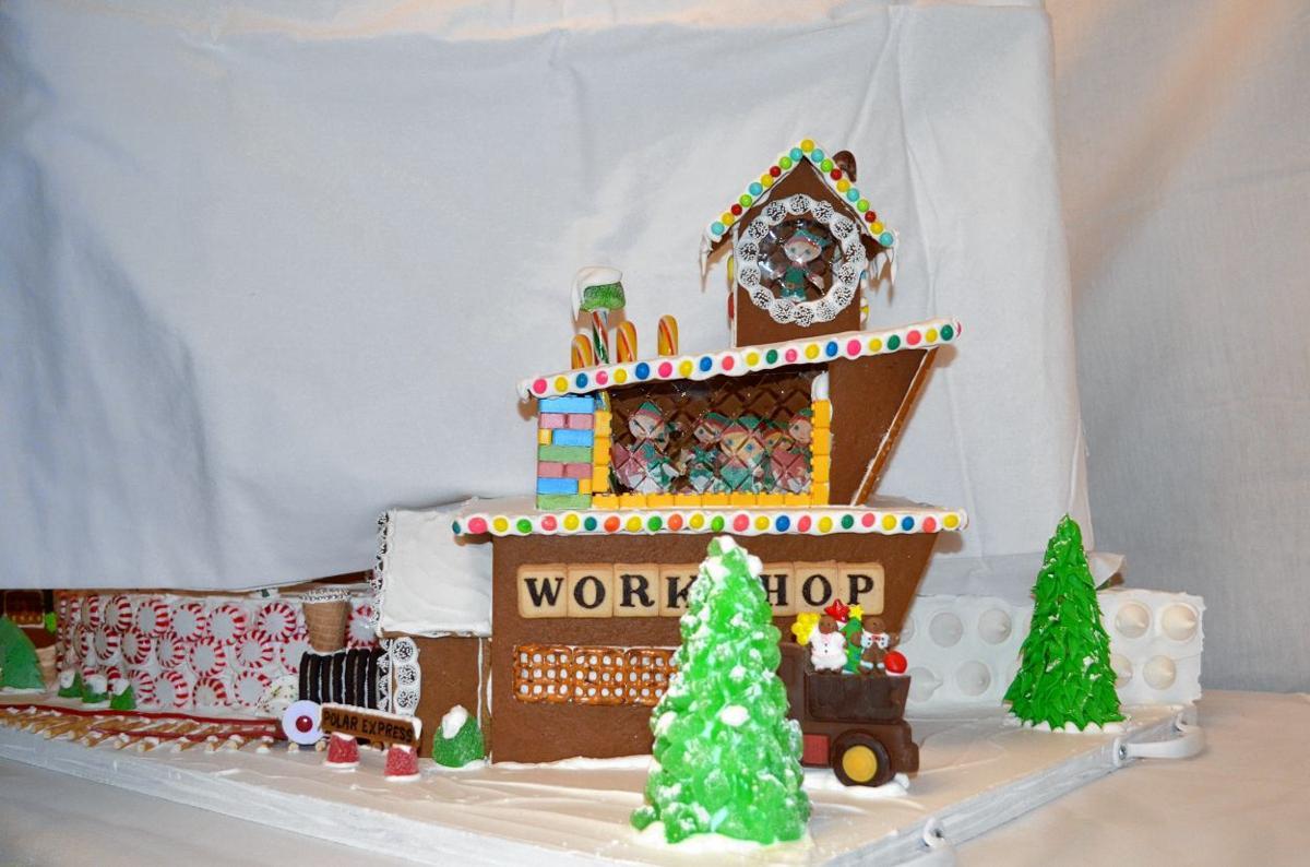 Wood's Gingerbread House Festival theme celebrates Hartford Audubon