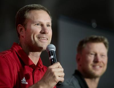 Husker coaches tour state, 5.30