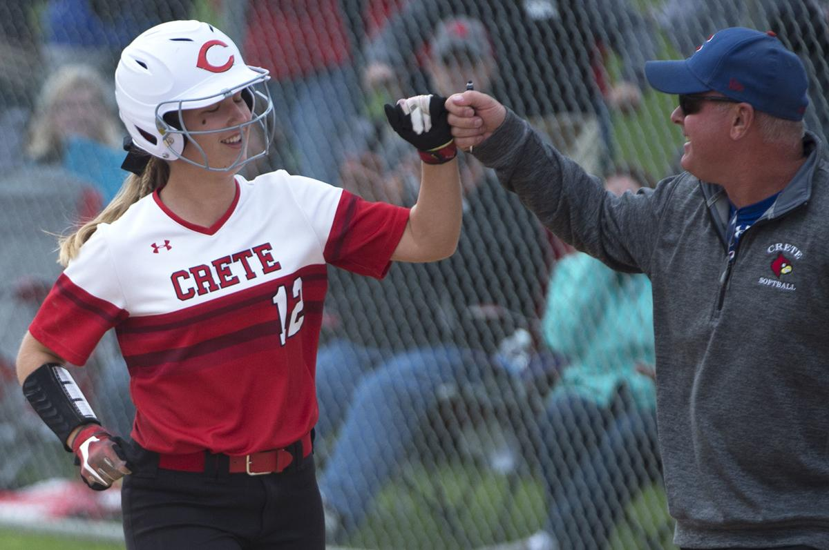 State softball champions -- and contenders -- began building