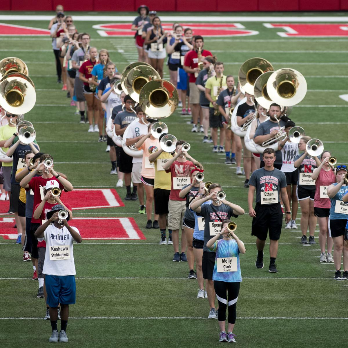 Making the cut: UNL students earn their way onto the
