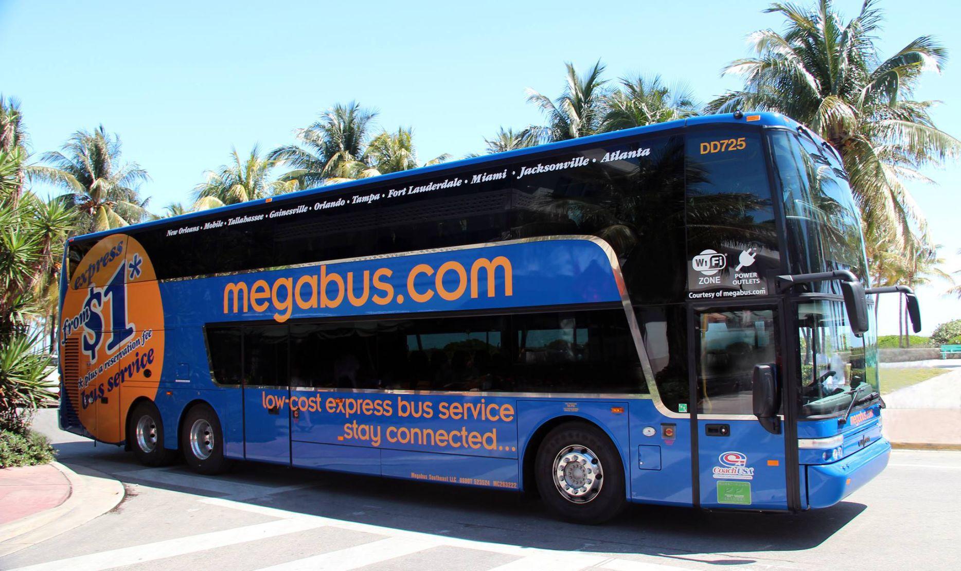 megabus star destinations is a custom tour