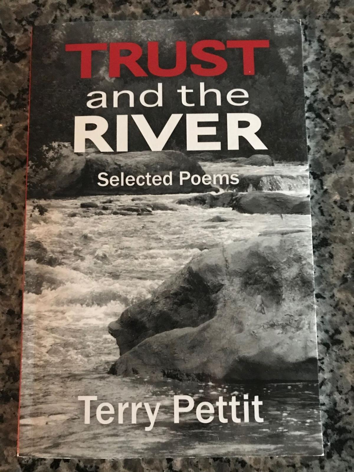 """""""Trust and the River"""" book cover"""