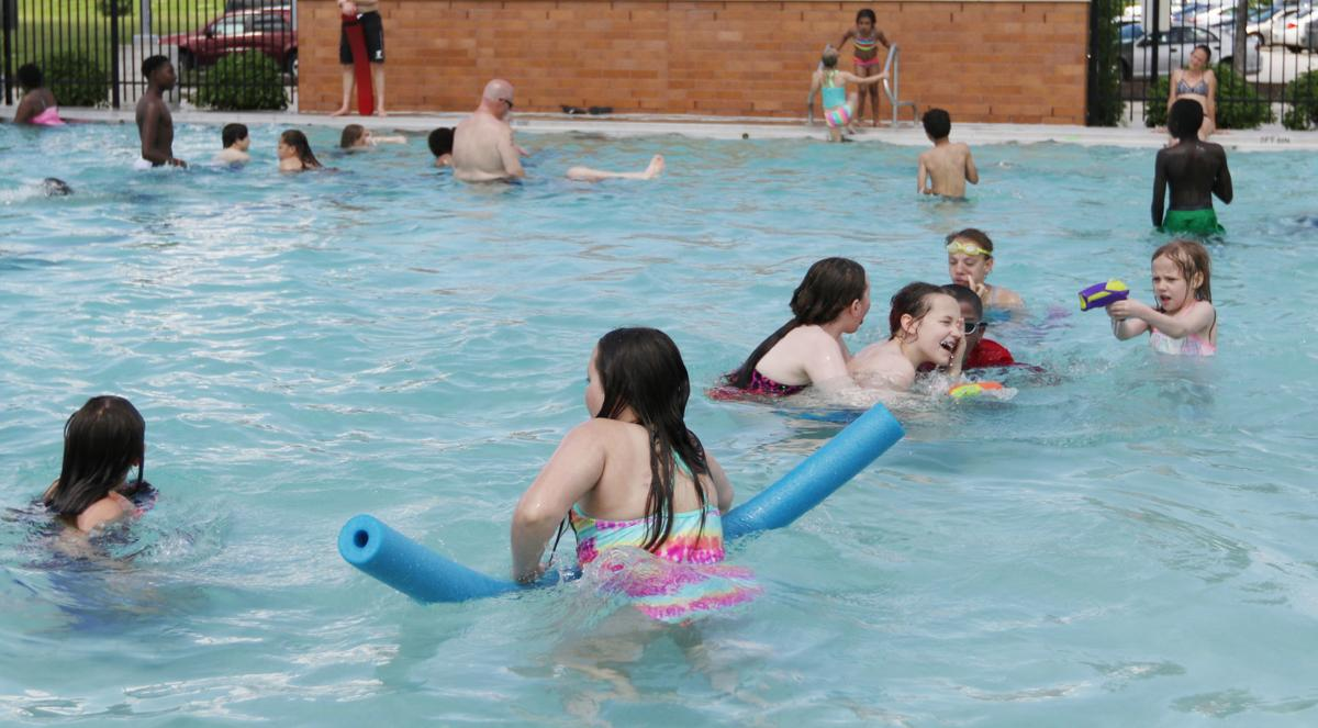 Pools Closed on Memorial Day, 5.27