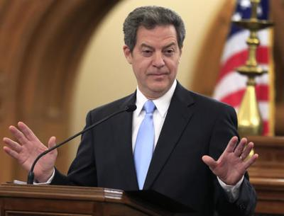 GOP governor's allies suffer in backlash in Kansas primary