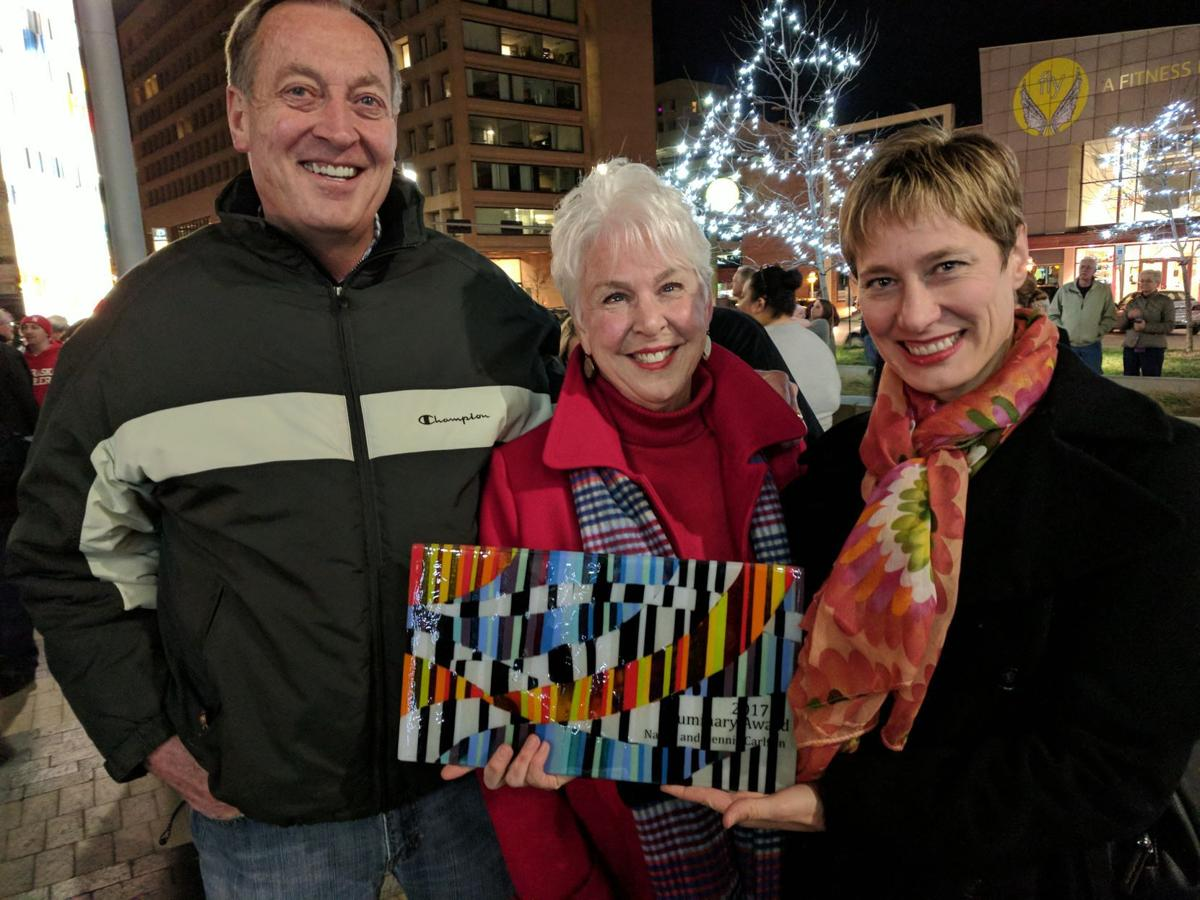 Dennis & Nancy Carlson - Luminary Award