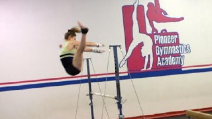 Pioneer Gymnast Journalstarcom