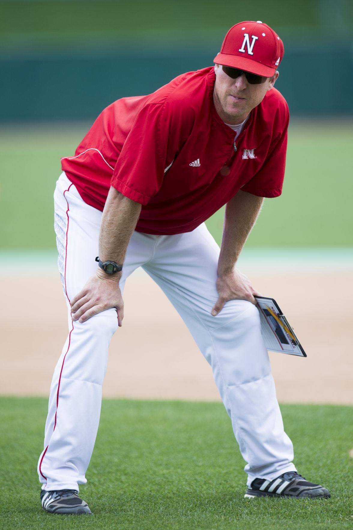 Husker Fall Baseball Practice, 9.9.15