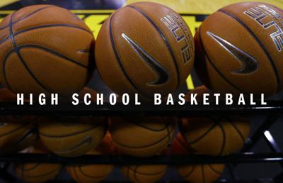 High school basketball logo 2014
