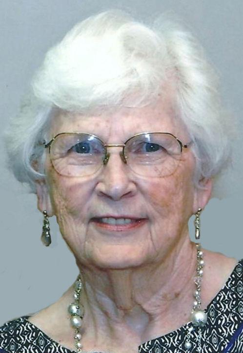 Happy 90th birthday, Ruth Henry