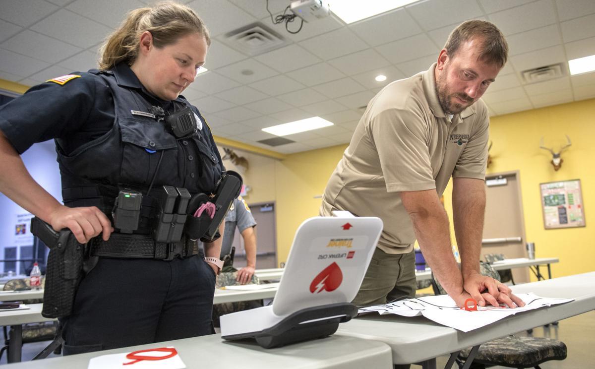 AED training, 5.17