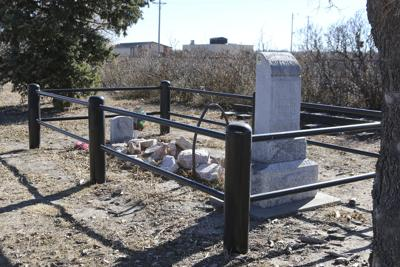Pioneer Grave-Relocation