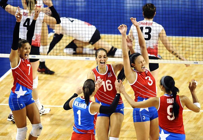 Fremont Car Dealers >> Photos: Canada vs. Puerto Rico, NORCECA volleyball : Gallery