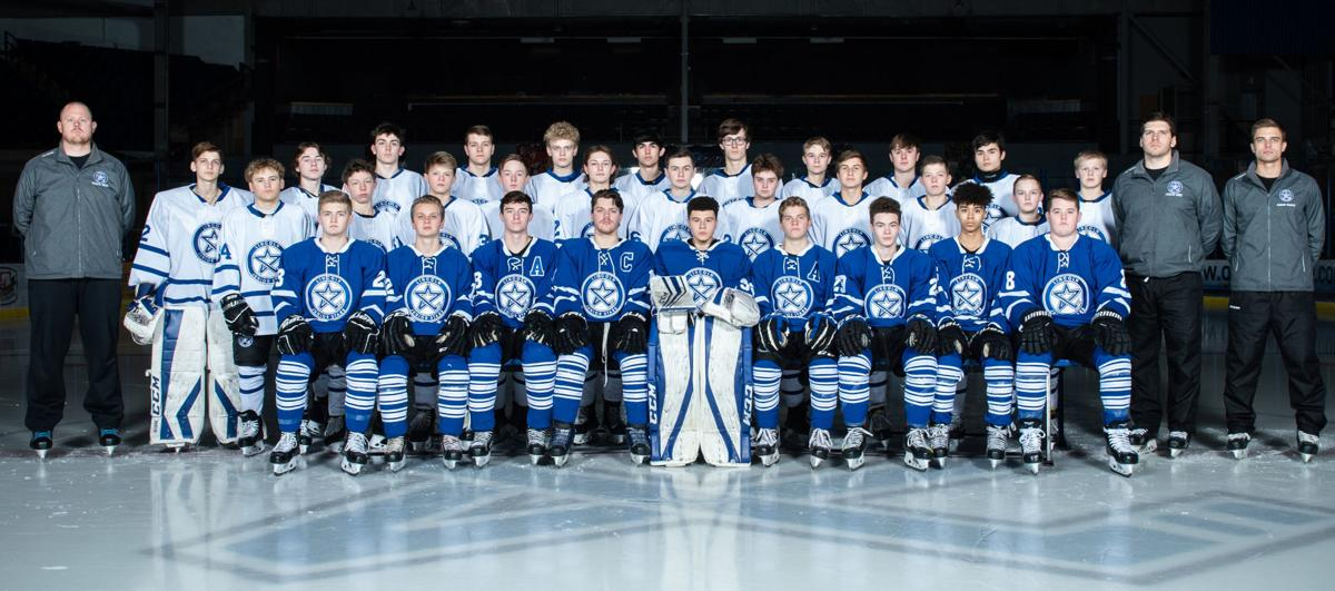 2019-20 Lincoln Junior Stars hockey team
