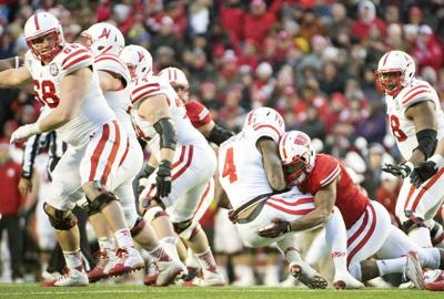 Nebraska vs. Wisconsin, 11.15.14 (copy)