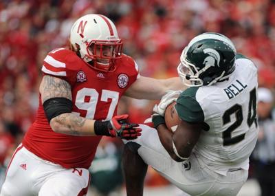 Nebraska vs. Michigan State, 10.29.2011 26