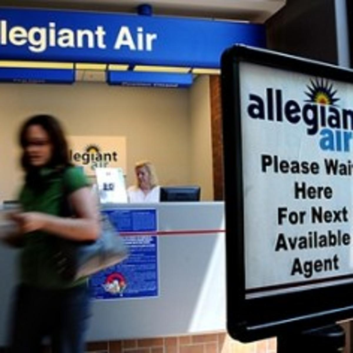 Allegiant Soars While Other Airlines Fall Business Journalstar Com